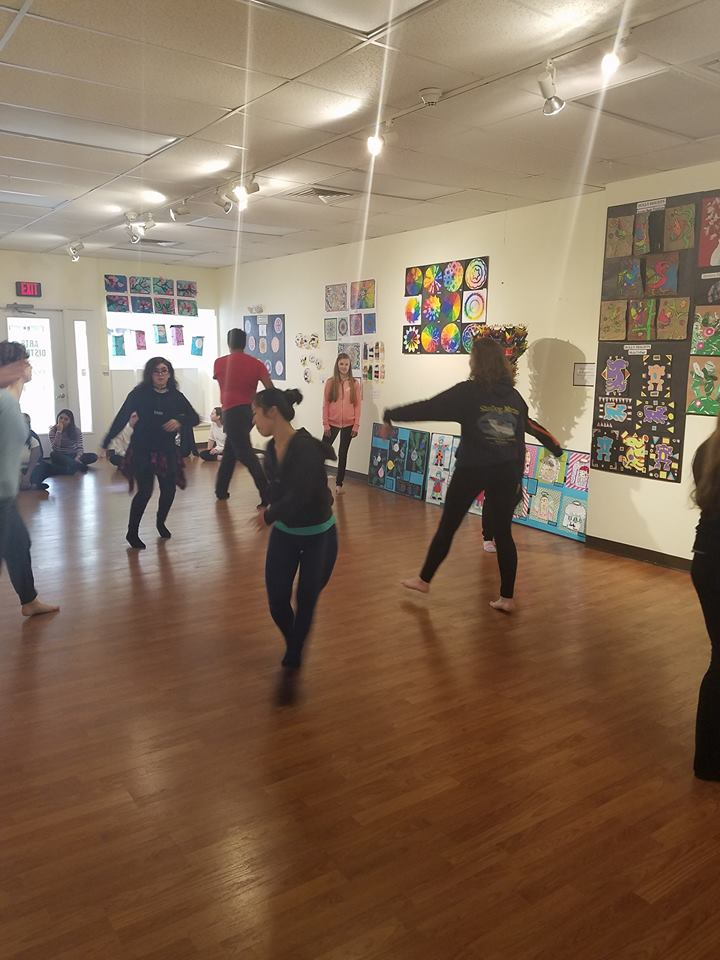 CCTA2017 Dance Workshop