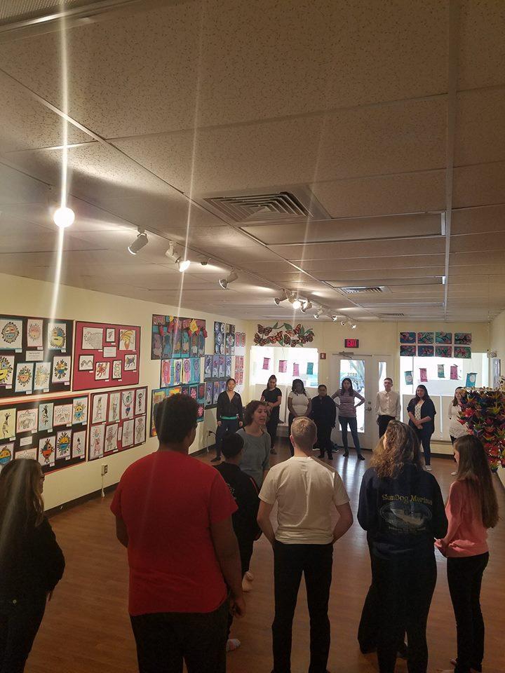 CCTA 2017 Dance Workshop